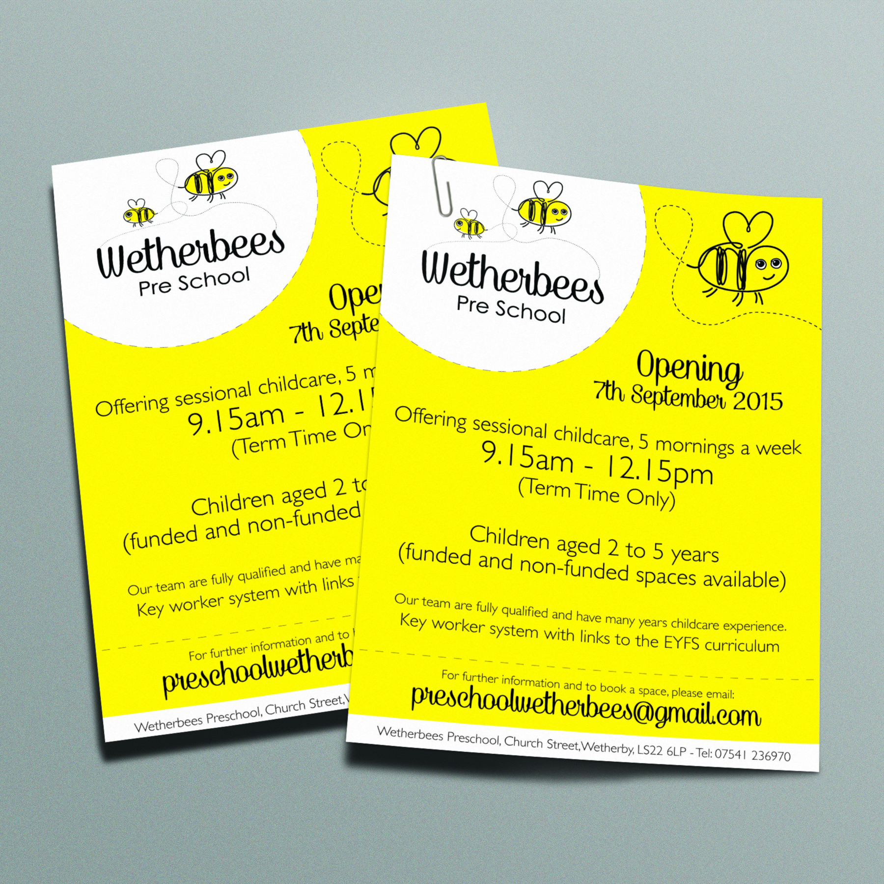 Leaflets Amp Flyers Wetherby Leeds West Yorkshire